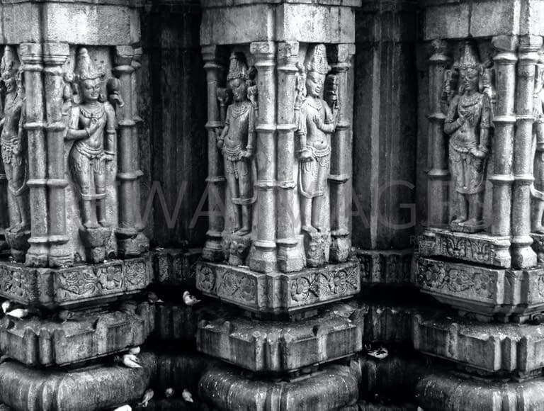 At the Kamakhya Temple, Guwahati