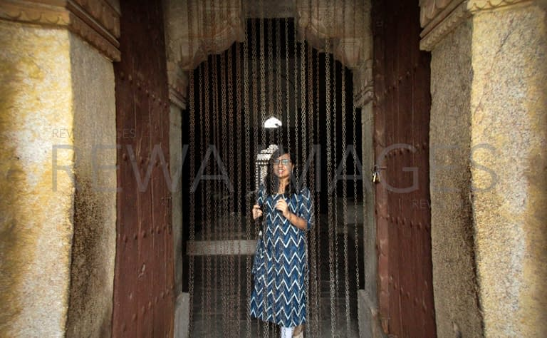 Memories from a trip to the Humayun's tomb